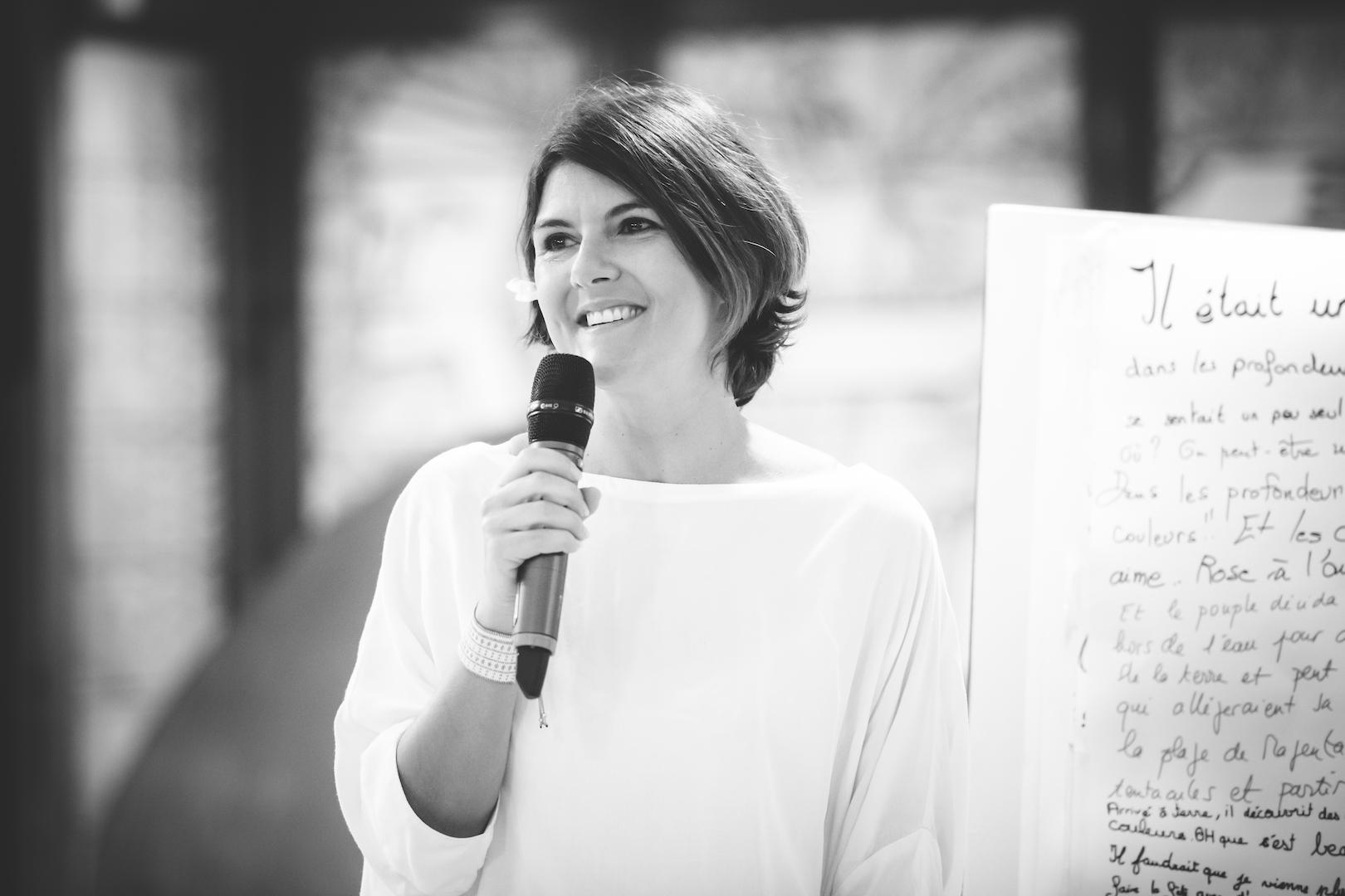 Lauréate du prix Popaï littérature 2018.